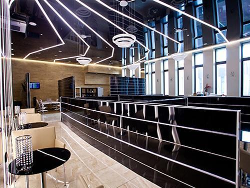 Domestic Business Lounge, St. Petersburg Pulkovo_Russia