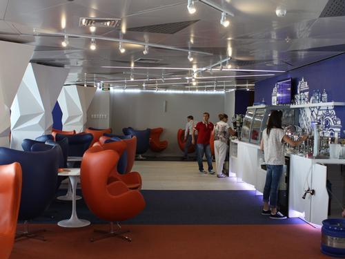Aeroflot Lounge