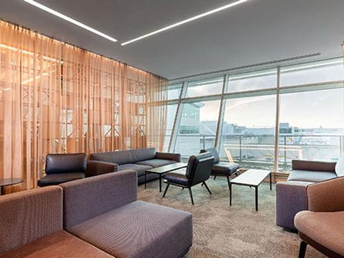 Club Aspire Lounge, South Terminal, London Gatwick, UK