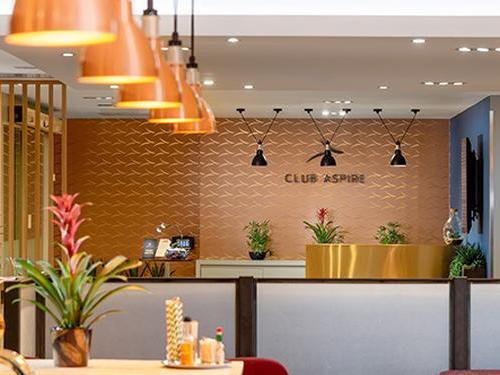 Club Aspire Lounge, North Terminal_London Gatwick, UK