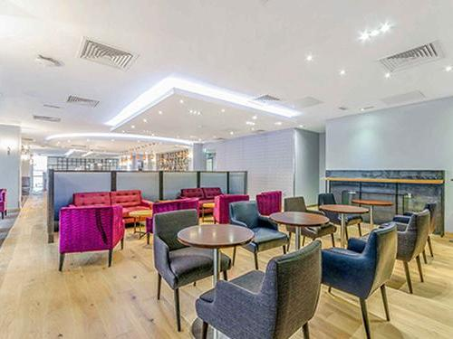 Club Aspire Lounge, London Gatwick, UK