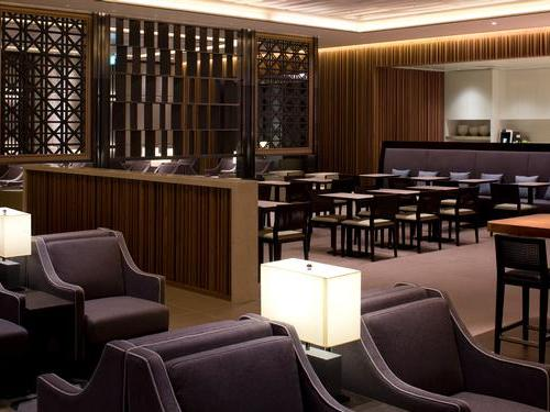 Plaza Premium Lounge, London Hethrow