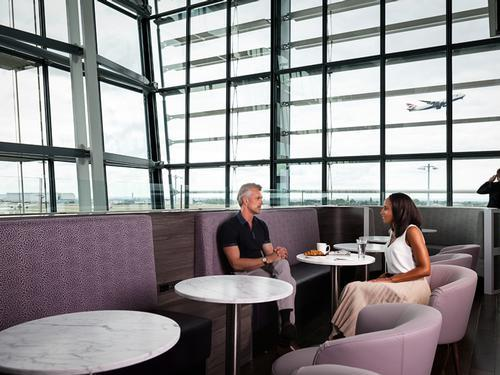 Aspire, The Lounge and Spa at LHR T5, London Heathrow