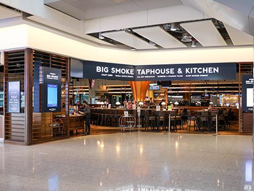 Big Smoke Taphouse & Kitchen_London Heathrow_UK