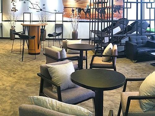 Easy Business VIP Hall_Lanzhou Zhongchuan_China