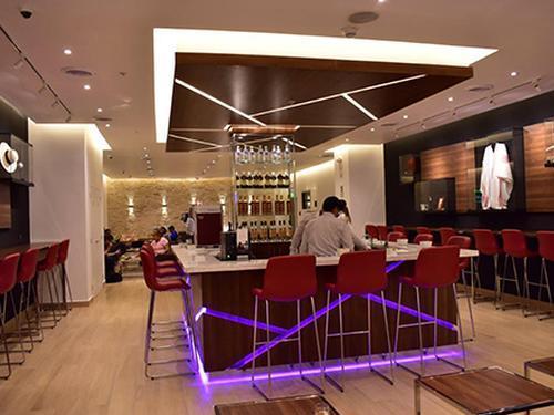 El Salon by Newrest, Lima Jorge Chavez Intl, Peru