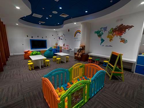 Hanaq VIP Lounge