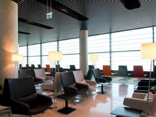 ANA Lounge, Lisbon International