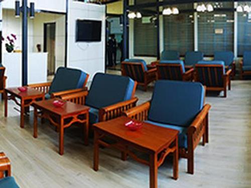First Class Lounge 2_Lijiang Sanyi_China