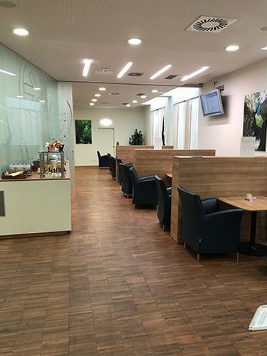 Linz Airport Lounge_Linz_Austria