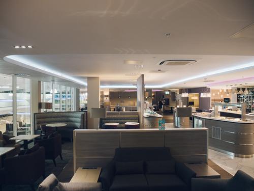 Aspire Lounge, London Luton