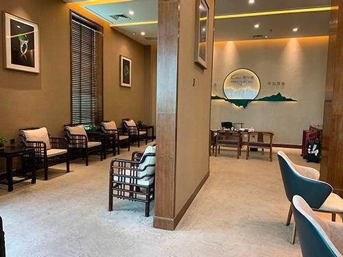 Best Business VIP Lounge_Dehong Mangshi_China
