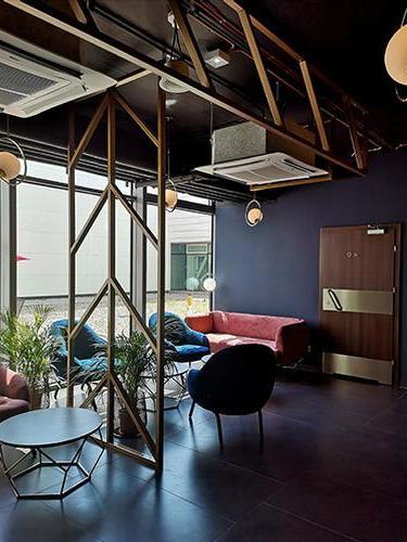 Business Executive Lounge Schengen