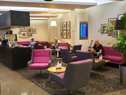 The Escape Lounge, Manchester International, United Kingdom
