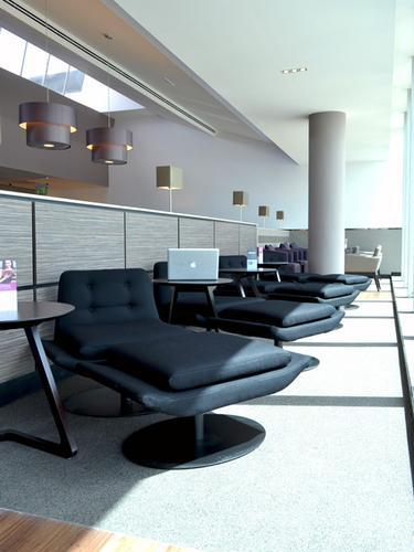 Aspire by Servisair Lounge, Manchester International