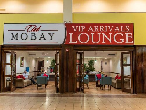 Club Mobay Arrivals Lounge, Montego Bay Sangster Intl