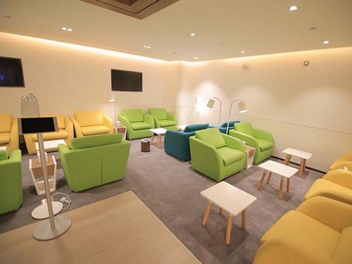 Wellcome Lounge, Madinah PMIA