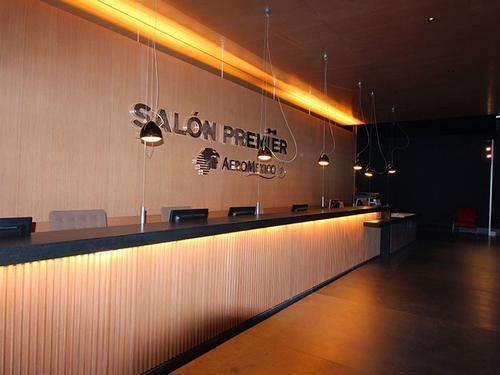 Aeromexico - Salon Premier Ciudad de Mexico (Domestic)