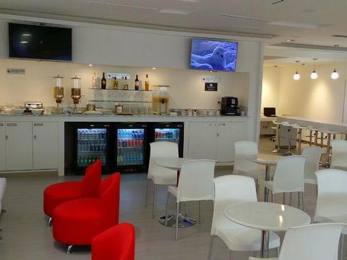 The Lounge Mexico by Global Lounge Network