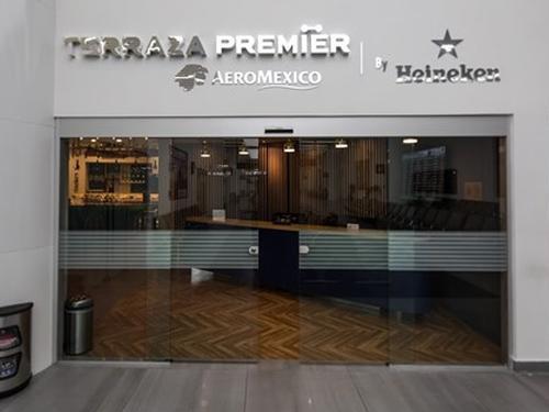 Terraza Premier Aeromexico by Heineken