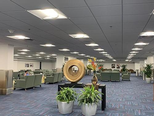 VIP Lounge Terminal E_Miami FL Intl_USA