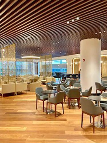 Turkish Airlines Lounge_Miami Fl Intl_USA