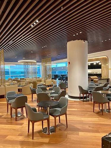 Turkish Airlines Lounge_Miami Fl Intl_USA