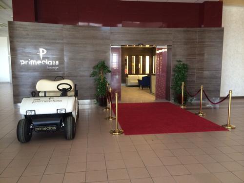 Primeclass CIP Lounge, Monastir Habib Bourguiba Intl