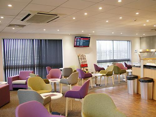 Premium Lounge, Durham Tees Valley, UK