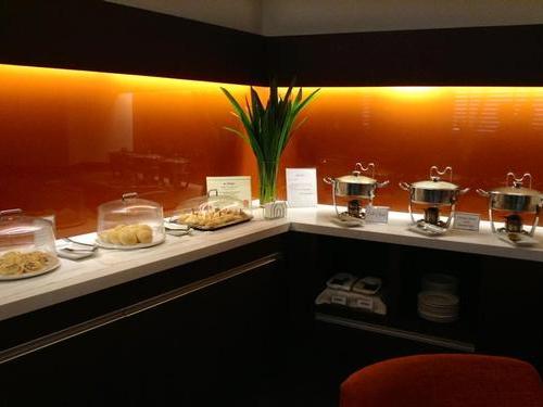 Miascor Lounge, Manila Ninoy Aquino Intl