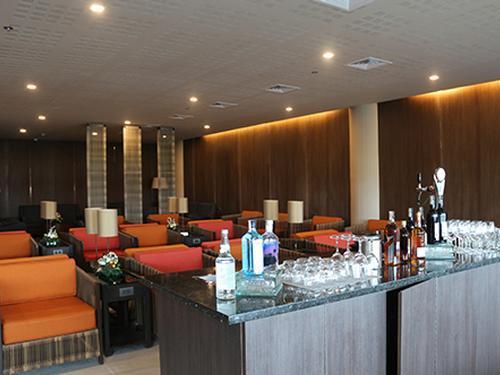 PAGSS Lounge, Manila Ninoy Aquino Intl, Philippines