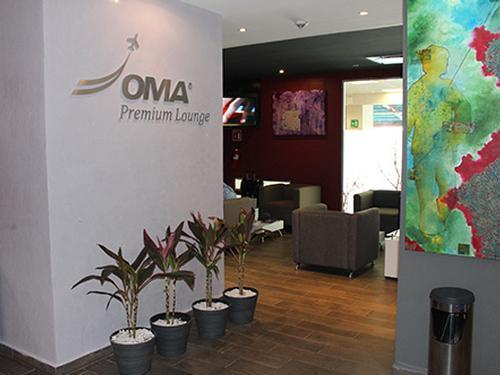 Oma - Muscat International - Plaza Premium Lounge
