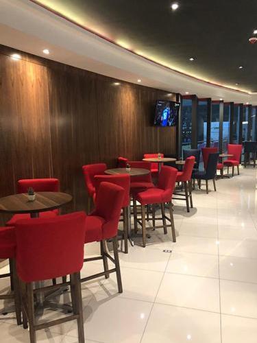 Oma Premium Lounge, Monterey Mariano Escobedo Intl, Mexico