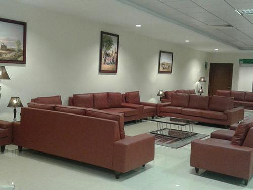 CIP Lounge, Multan International