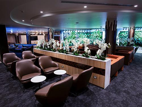 Fiji Airways Premier Lounge, Nadi International, Fiji