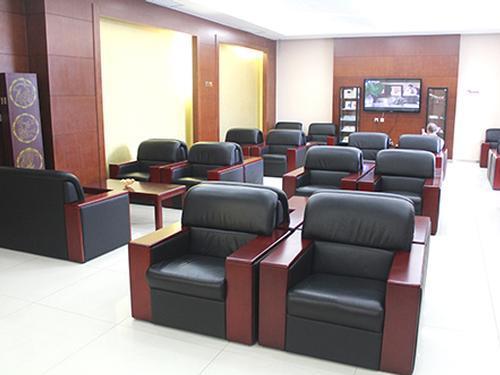 Business Lounge, Beijing Nanyuan, China