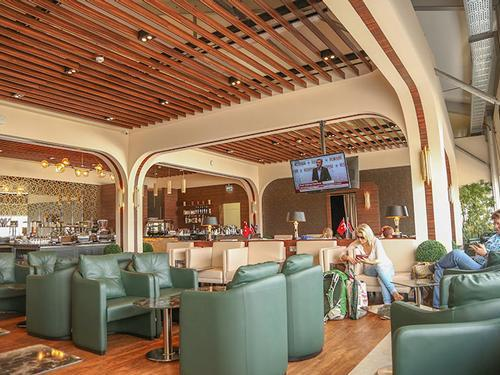 Turkish Airlines Star Alliance Lounge, Kenya