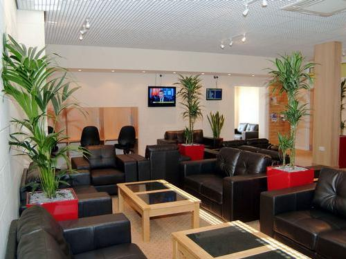 Executive Lounge, Newquay Cornwall
