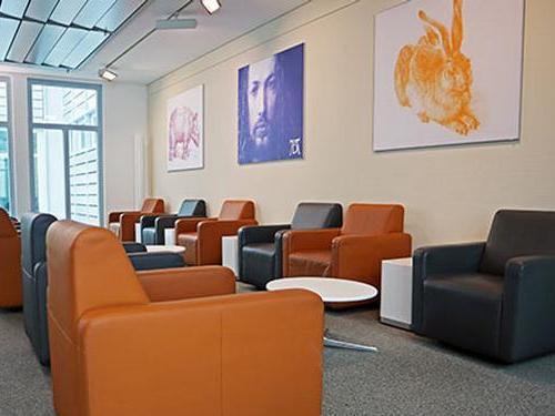 Duerer Lounge, Nuremberg, Germany