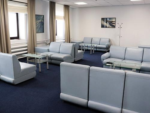 Business Lounge_Novy Urengoy_Russia