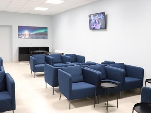 Business Lounge_Novy Urengoy_Russia
