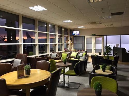 Norwich Airport Executive Lounge, Norwich International, United Kingdom