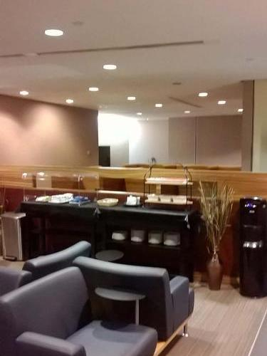 Swissport Lounge, Chicago IL O Hare Intl