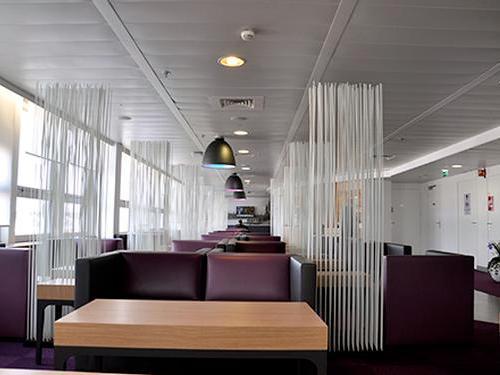 Icare Lounge, Paris Orly, France