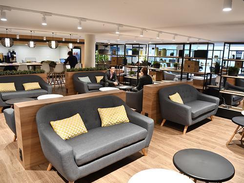 Premium Traveller Lounge