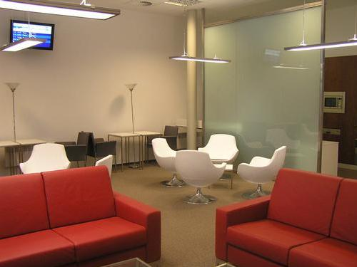 Business Lounge, Ostrava Leos Janacek