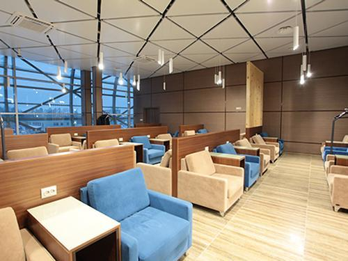 International Business Lounge_Novosibirsk Tolmachevo Intl_Russia