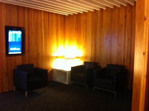 Sata Lounge, Ponta Delgada Joao Paulo II