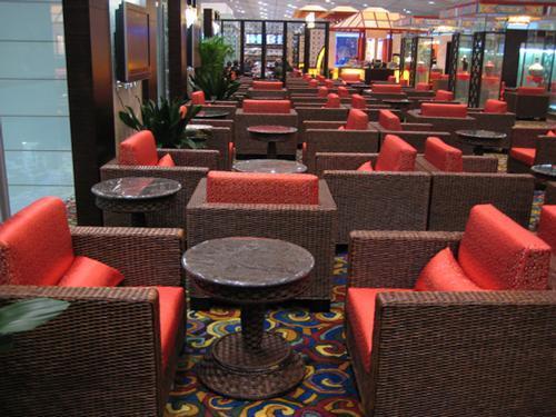 BGS Premier Lounge