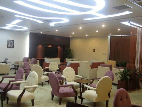 Business Travelers Lounge, Beijing Capital Airport